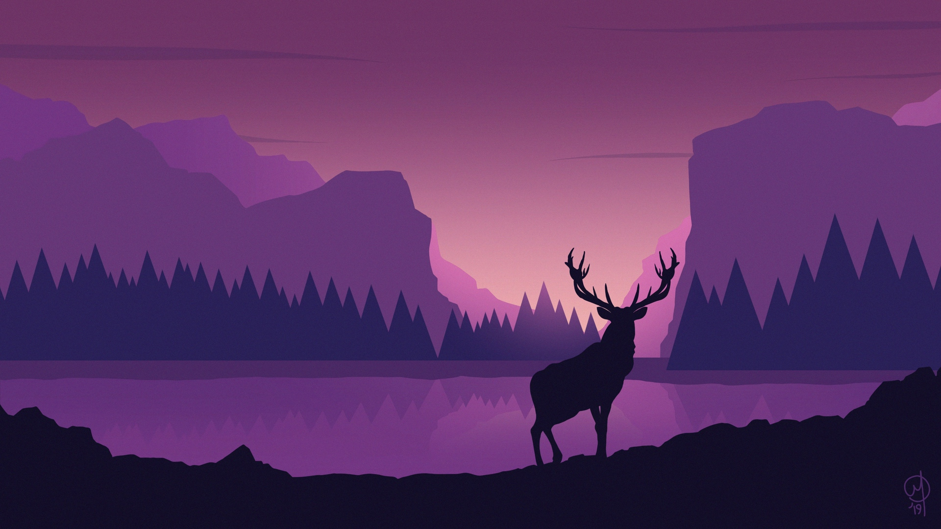 deer_art_vector_134088_1920x1080